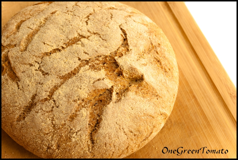 English Muffin Bread wmbOGT